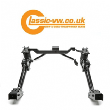 Mk1 Golf Caddy Rear 4 Link Frame With Air Bags (up to 1987)
